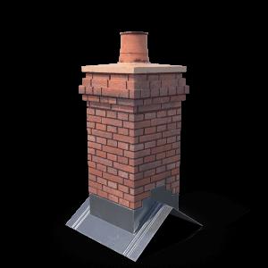 Dummy chimney