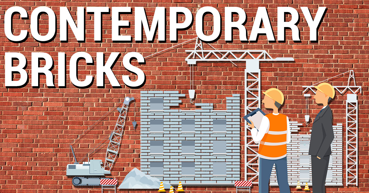 contemporary bricks