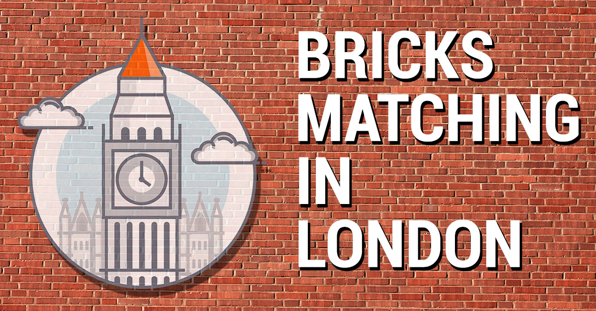 London brick matching