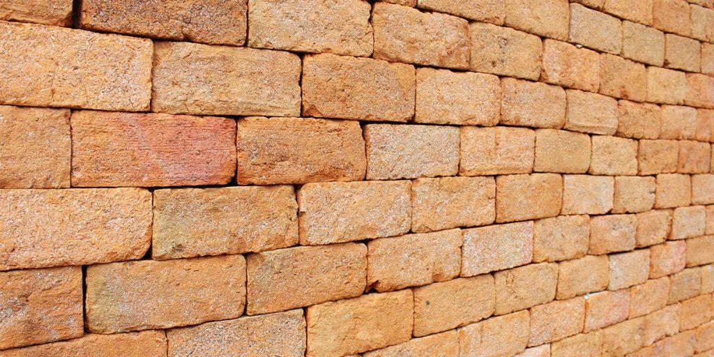 weathering bricks