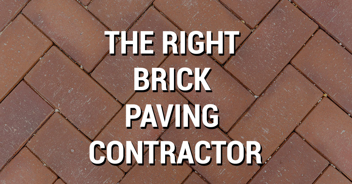 feature paving contractor
