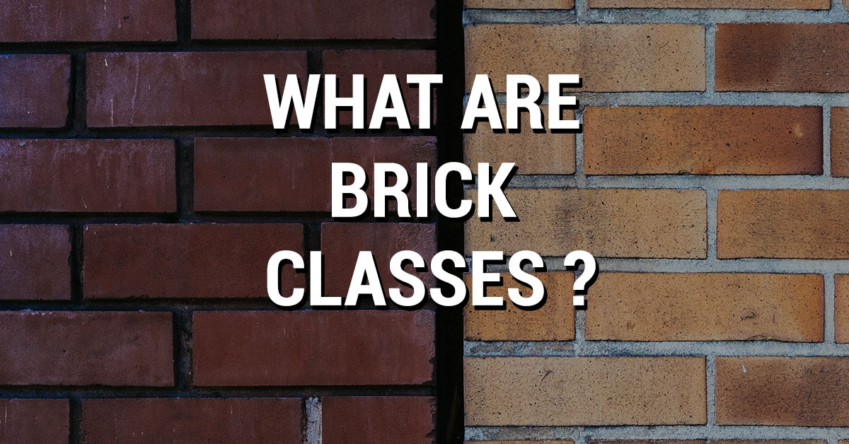 what are brick classes